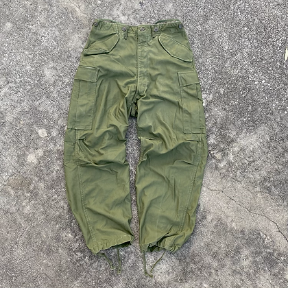 1951 Military Issue Field Pant - 30x30