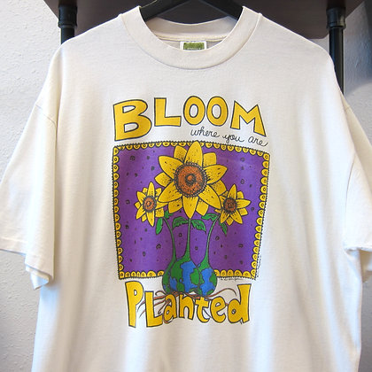 '93 Bloom Where You Are Planted Tee - XL