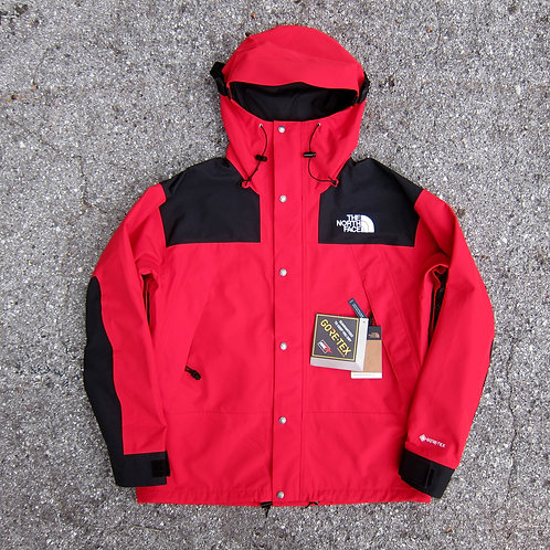 Retro '90 The North Face Red Goretex Mountain Jacket - L