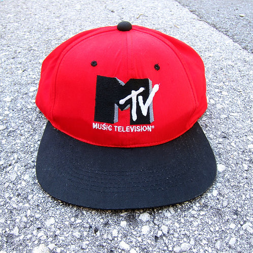 90s MTV Snapback Hat