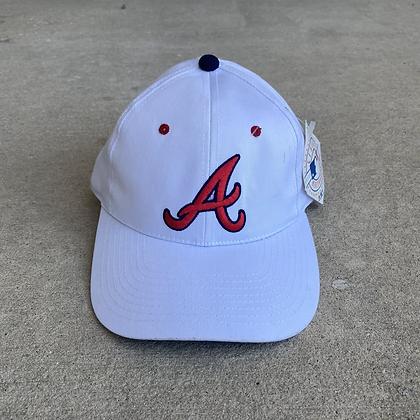 90's Atlanta Braves MLB 6 Panel Hat