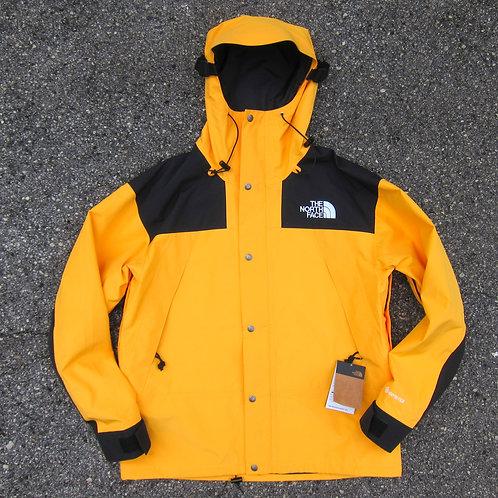 Retro '90 The North Face Yellow Goretex Mountain Jacket - L