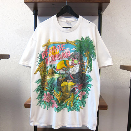 90's Reggae Toucan Tee - XL
