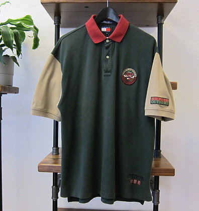90s Tommy Hilfiger Outdoors Polo Shirt - L