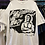 Thumbnail: '93 Andy Warhol Be A Somebody Art Tee - XL