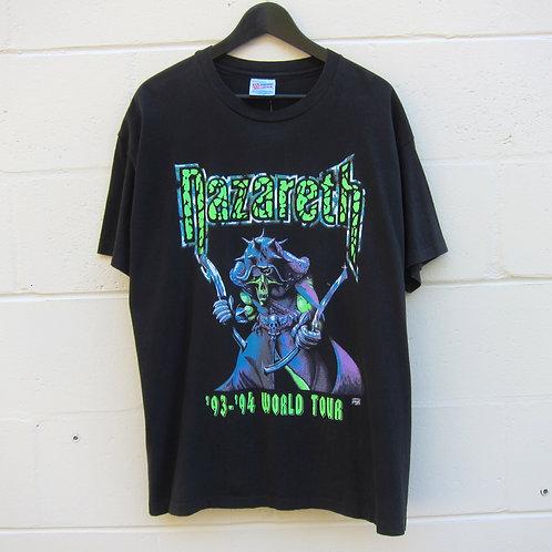 '93 Nazareth World Tour Tee - XL