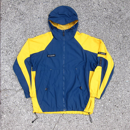 90s Columbia Sportswear RipStop Nylon Anorak - XL