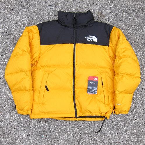retro '96 The North Face Summit Gold Nuptse Jacket - M