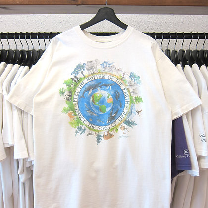 '94 Earth's Wildlife And Nature Tee - L/XL