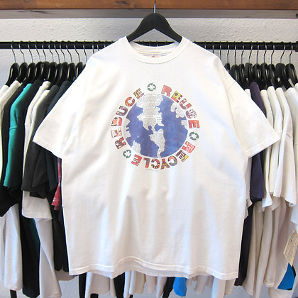 '91 Reduce Reuse And Recycle Tee - XL