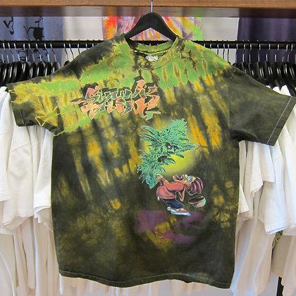 90's Skunk Thing Weed Monster Tee - XL