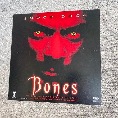 2001 Snoop Dogg Bones Promo Mini Poster