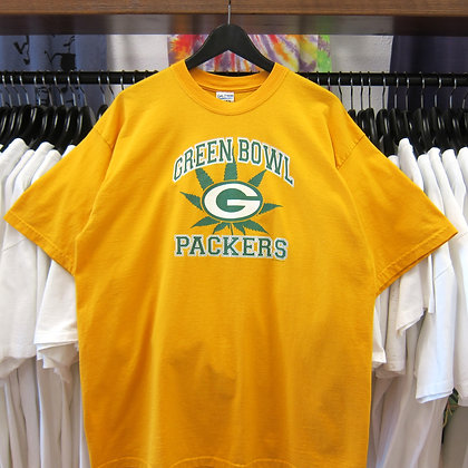 Green Bowl Packers Parody Tee - XL