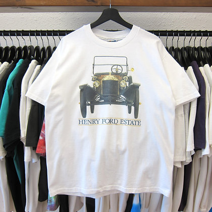 90s Henry Ford Estate Tee - L