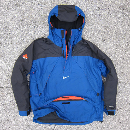 90s Nike Acg Clima-Fit Pullover Tech Jacket - M/L