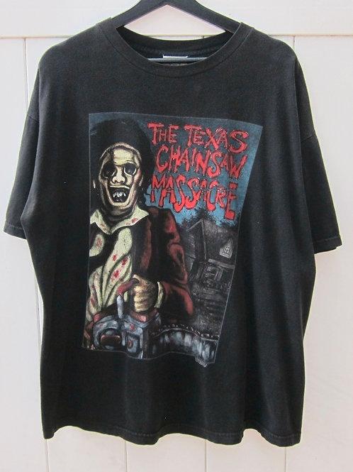 '98 Texas Chainsaw Massacre Blue Grape Tee - XL