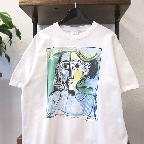 "'95 Picasso ""Woman with a Yellow hat"" - L/XL"