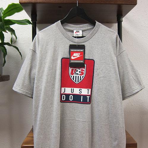 90s Nike US Soccer Tee - L/XL