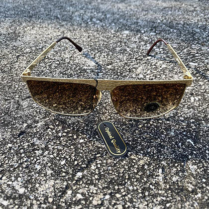 90's Gold Cartel Shades