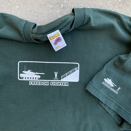 90s Freedom Fighter Tee - XL