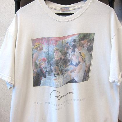 *Worn* 90s Renoir Tee - L