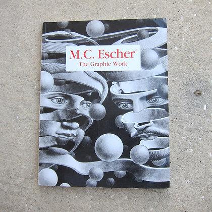 Vintage M.C. Escher Book