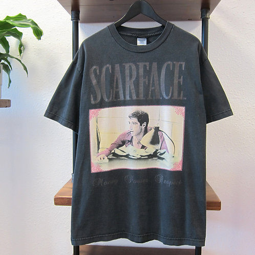 *faded* Late 90s Scarface Tee - L/XL