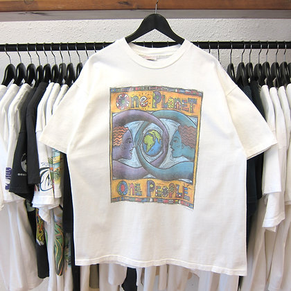 '94 One Planet One People Nature Tee - XL