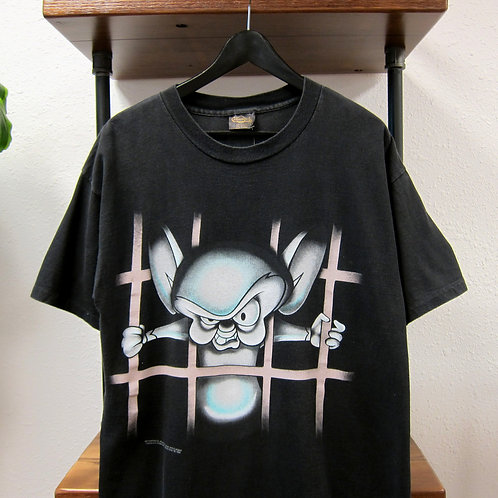 '95 Pinky and the Brain Tee - L