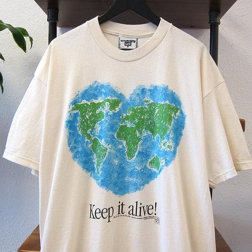 '94 Keep It Alive! Earth Tee - XL