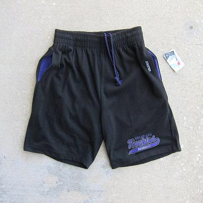 90s Colorado Rockies Starter Cotton Shorts - M