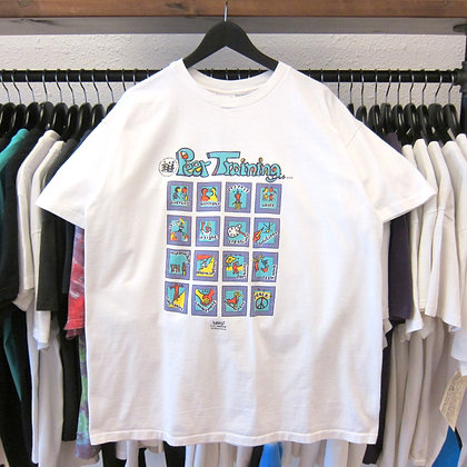 '97 Peer Training Peace Tee - XL