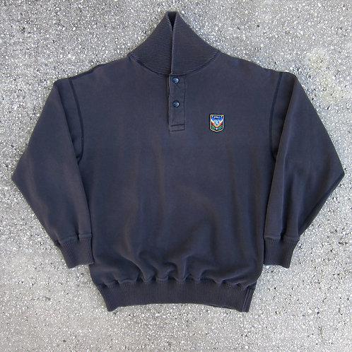80s Polo Ralph Lauren Uni Crest Sweatshirt - S/M
