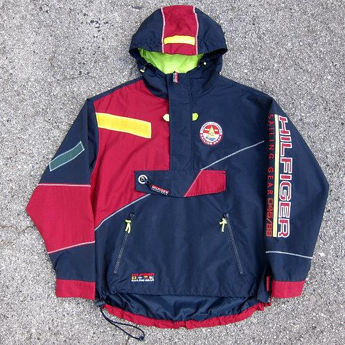 90s Tommy Hilfiger Sailing Gear Anorak Jacket - L