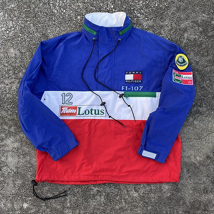 90s Tommy Hilfiger Lotus Jacket - L/XL