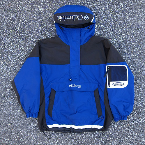 90s Columbia Sportswear Pullover Tech Jacket - M