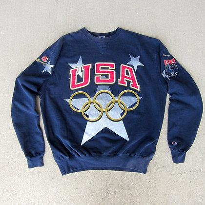 '96 Atlanta Olympics Champion Crewneck - XL