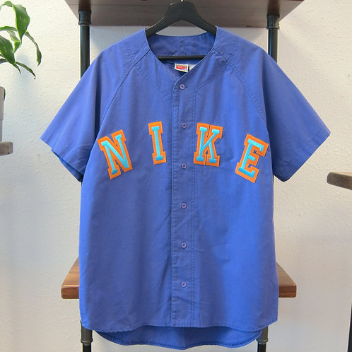 Early 90s Nike Purple Jersey - M/L