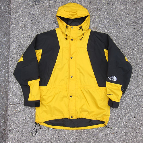 90s The North Face Yellow Mountain Light Jacket - L/XL