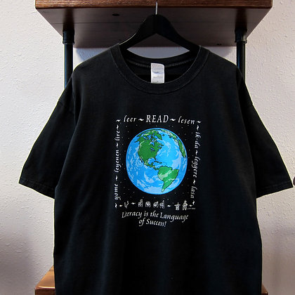 2000's Languages Of The World Tee - XL