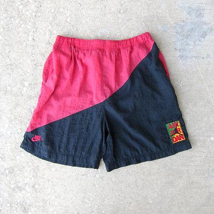 90s Nike Air Jordan Nylon Shorts - L