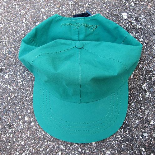 90s Eddie Bauer Green Goretex 6 Panel Hat