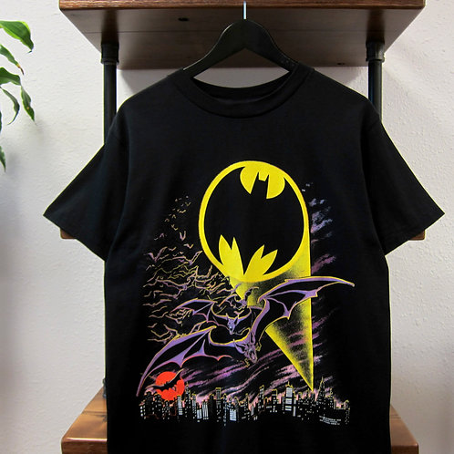 1988 Batman Black Tee - M