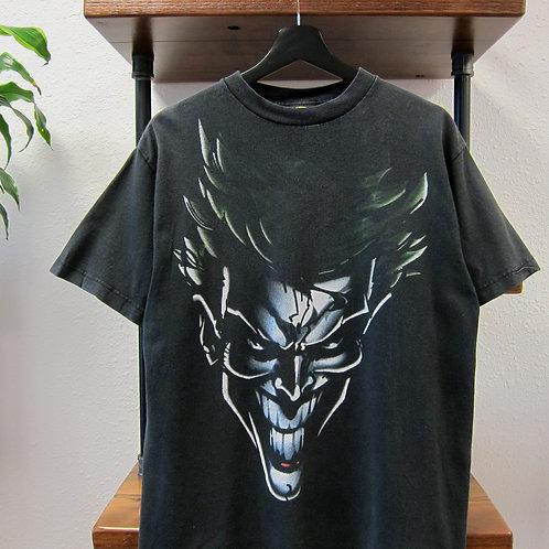 2000s Joker Black Tee - M/L