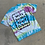 Thumbnail: 90s Fred Flintstone Tie Dye Tee - XL