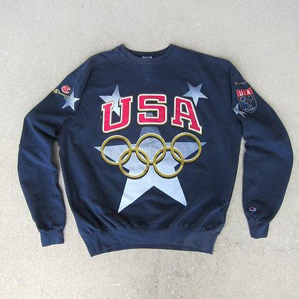'96 Atlanta Olympics Champion Crewneck - XXL