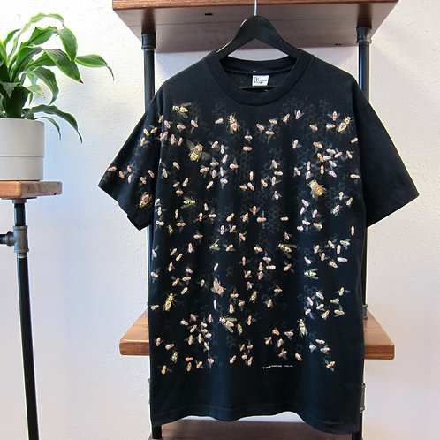 '97 All Over Print Bees Tee - L