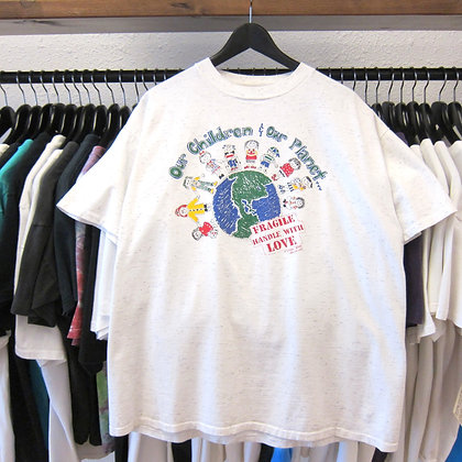 '94 Our Children And Our Planet Tee - XL