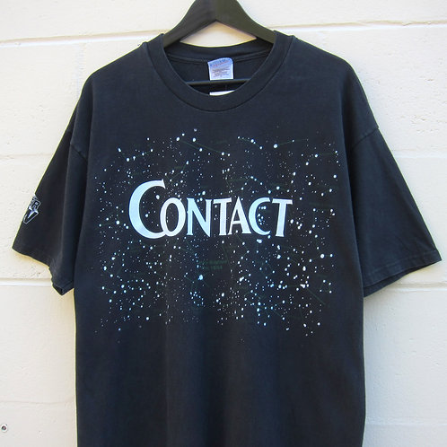 '97 Contact Movie Promotional Tee - XL