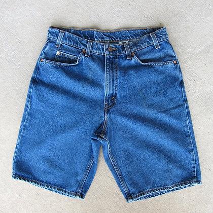 """90s Levi Strauss Denim Shorts - 34"""""""